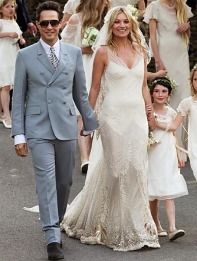 Śluby gwiazd – suknie, które zrobiły na mnie największe wrażenie