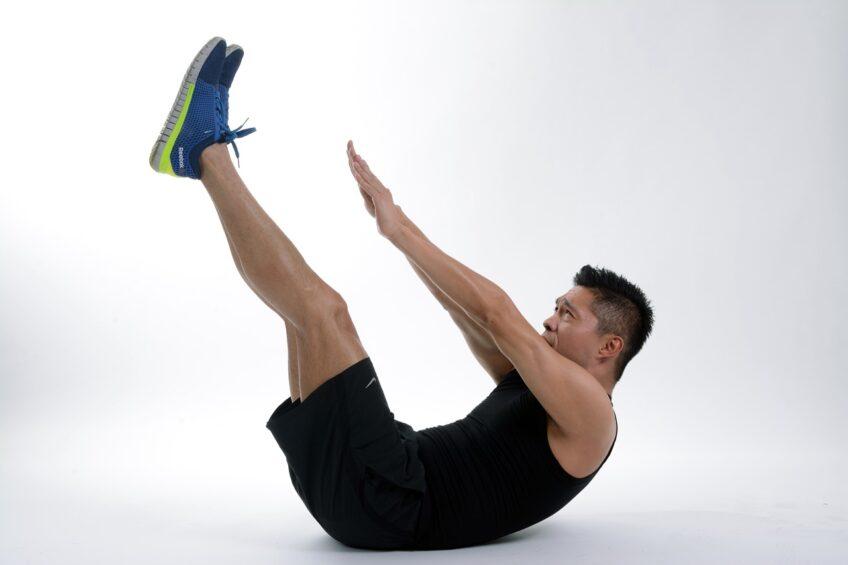 7 ćwiczeń na płaski brzuch