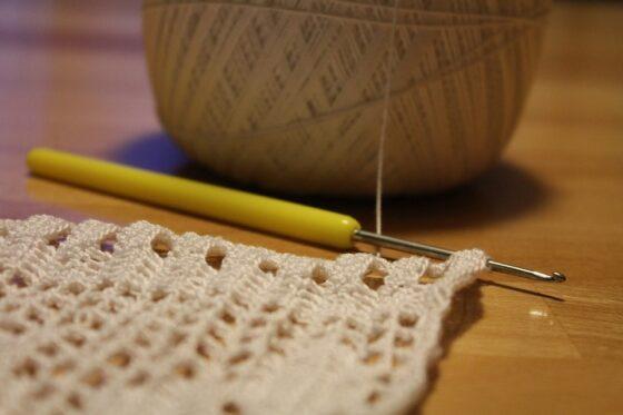 Szydełkowanie – najprostsze wyroby, które możesz stworzyć